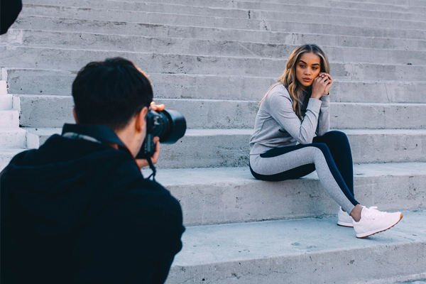 Reebok Classic Announces Golden Barbie as its Newest Face for Lady ... 1e762168a