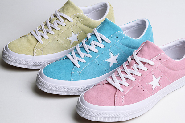 97490101d337 Converse One Star Pastel Pack
