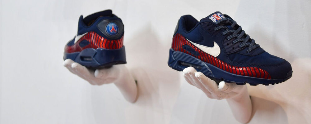 official photos 6f775 660ec Exclusive PSG x Nike Air Max 90 plus other PSG ...