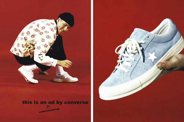 Converse One Star X Golf Le Fleur