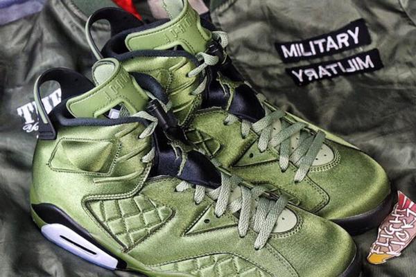 3e150acbe378 Air Jordan 6 Pinnacle Flight Jacket