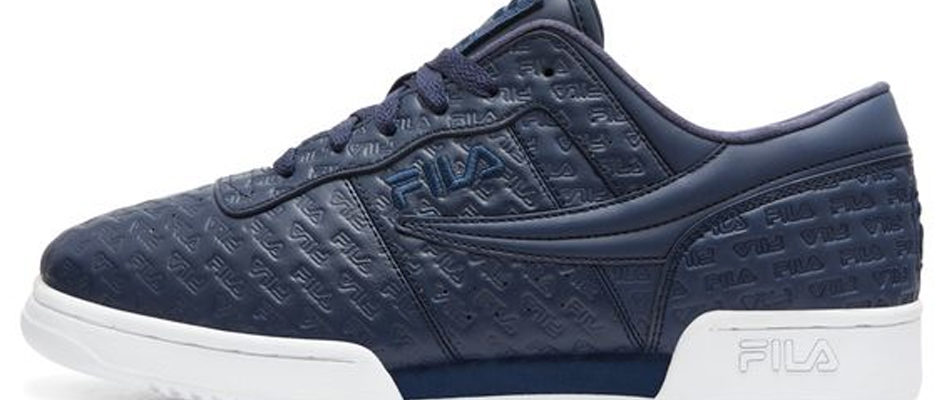 FILA Launches Micro-Logo Pack