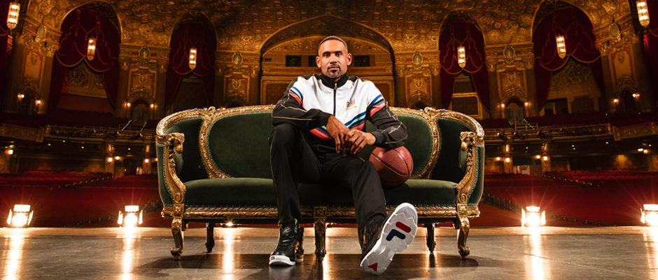FILA Signs Lifetime Partnership with Grant Hill