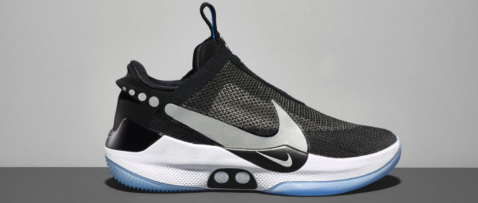 Nike Unveils Its New Self Lacing Nike Adapt BB Basketball Sneaker