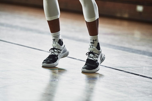 a1b65005a70 Working on Excellence the NEW Curry 6 Colorway Inspired by his Mission